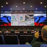 The media was briefed on the fighting in Syria by the Russian military.