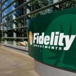 A Fidelity Investments office in Los Angeles.