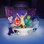"""Inside Out"" characters figure prominently in ""Follow Your Heart."""
