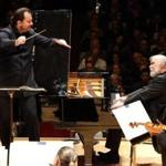 Andris Nelsons leads the BSO and pianist Radu Lupu on Thursday.