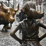 "The ""Fearless Girl"" statue will be allowed to remain on display near the ""Charging Bull"" statue through February 2018."