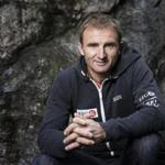 Swiss climber Ueli Steck died Sunday in an incident in Nepal.
