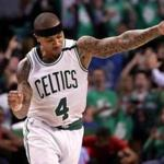 Celtics guard Isaiah Thomas provided punch all season long, earning him a fifth-place finish in MVP balloting.