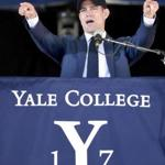 Epstein at Yale Class Day.