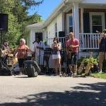 18soporchfest - Big Ol' Dirty Bucket at last year's porchfest. (PorchFest Quincy)