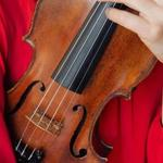 The $40,000 violin that was lost at South Station and then returned.