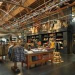 A branch of Filson, one of three retailers opening in the Seaport in the coming months.