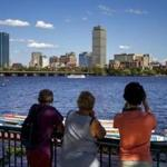 U.S. News & World Report ranks Boston as the top summer vacation destination in the United States, and the third best in the world.
