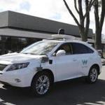 FILE -- A car from Waymo, one of several companies that are becoming partners in Lyft's Open Platform Initiative on technology for self-driving cars, in Mountain View, Calif., March 21, 2017. On July 21 Lyft, the ride-hailing company, announced that it was developing its own self-driving technology, marking yet another company's gamble that the future of transportation will be marked by self-driving cars. (Jim Wilson/The New York Times)