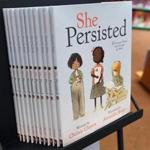 "Chelsea Clinton's new book, ""She Persisted."""