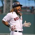 Hanley Ramirez is tied for the Red Sox lead with 18 home runs.