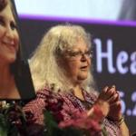 Susan Bro, mother to Heather Heyer.