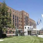 The Manchester VA Medical Center in New Hampshire.