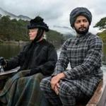 "Judi Dench and Ali Fazal in ""Victoria and Abdul,"" the latest film from Stephen Frears."