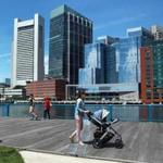 Boston Mayor Martin J. Walsh is calling for an expansion of public park space — like the Harborwalk — along the city's waterfront.