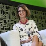 Fidelity Investments chief executive Abigail Johnson.