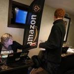 Amazon held a job fair at the Hilton Hotel in Boston in late 2017.