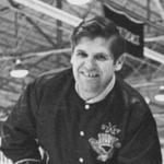 Len Ceglarski was the ninth-winningest coach in NCAA college hockey history with a career record of 673-339-38.