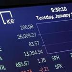 The Dow Jones Industrial Average plowed past 26,000 Tuesday.