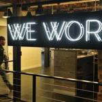 Co-working company WeWork continues to expand at a brisk clip.