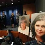Riverside County District Attorney Mike Hestrin took questions about the couple accused of starving and torturing their children in Riverside, California.