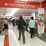 A Macy's Backstage opened last year at Providence Place mall in Rhode Island.