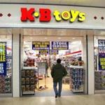A shopper entered one of the old mall KB Toys stores, in Norridge, Ill., to take advantage of a store-closing sale. The dormant brand may be relaunched.