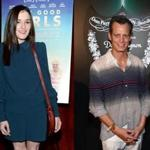 Kick Kennedy and, photographed separately, Matthew Mellon