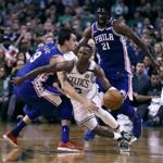 The Philadelphia 76ers are one of the teams that could be tough to defeat on the way to an Eastern Conference title.