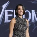Jenny Slate arrived at the world premiere of