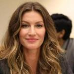 (FILES) In this file picture taken on September 19, 2017 Brazilian supermodel Gisele Bundchen looks on during a meeting of the Global Pact for the Environment at the United Nations headquarters in New York. - Brazil's Agriculture Minister Tereza Cristina Dias on January 14, 2019 slammed supermodel Gisele Bundchen, fervent defender of the environment, for allegedly criticizing the country in environmental matters