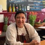 Amanda Escamilla serves Tex-Mex cooking at a pop-up in the former Tupelo space in Inman Square.