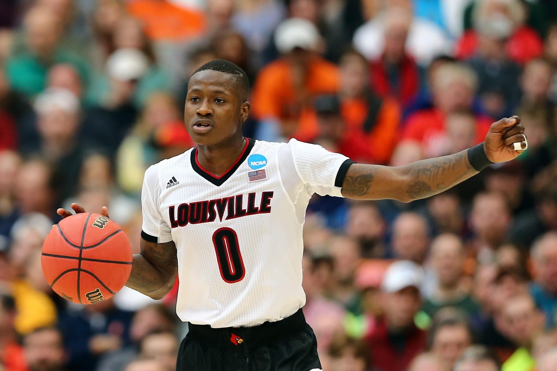This past year, Terry Rozier led the Louisville Cardinals to the NCAA tournament's Round of 8.