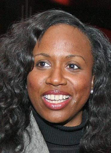 Ayanna Pressley is the first black woman to serve on the City Council.