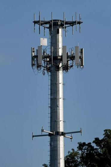 American Tower operates in the United States, Brazil, Chile, Colombia, Ghana, India, Mexico, Peru, South Africa, and Uganda.