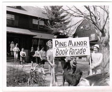 Pine Manor is now 100 years old. This year, it has only 300 students, and almost all are on financial aid.