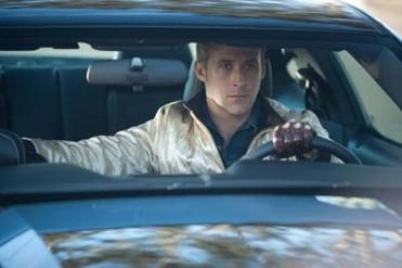 "THIS HANDOUT FILE HAS RESTRICTIONS!!! Ryan Gosling in the 2011 film ""Drive,"" directed by Nicolas Winding Refn. NYTCREDIT: Richard Foreman Jr./FilmDistrict 25burrtop10 25morristop10"