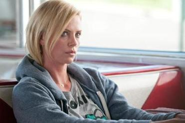 "In this image released by Paramount Pictures, Charlize Theron portrays Mavis Gary in a scene from ""Young Adult."" (AP Photo/Paramount Pictures, Phillip V. Caruso)"