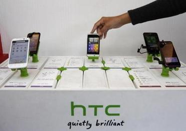 Last week, the US International Trade Commission said Taiwanese phone maker HTC violated an Apple patent.