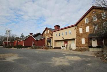 Easton, MA., 01/09/11, North Easton is poised to get a major overhaul. The Shovel Shop complex, in photo, which dates back to the mid-1800s will be converted into housing with its exterior features preserved. The town was recently awarded a $1 million grant to fix up the village center. Section; South Weekly. Suzanne Kreiter/Globe staff