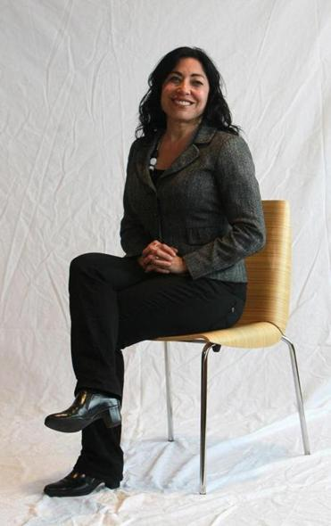 Jennifer Chayes, managing director, Microsoft Research New England.