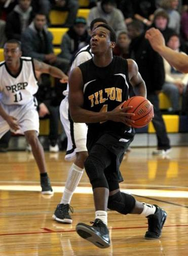 Tilton's Wayne Selden averaged 25 points and 10 rebounds this season.