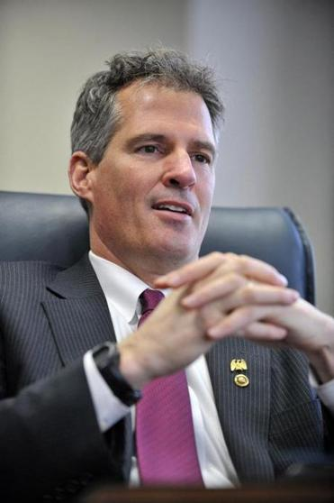The GOP sees Senator Scott Brown as a national star, from a region that has been tough to penetrate in recent years.
