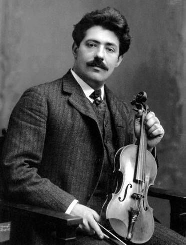 Today marks the 50th anniversary of the death of Fritz Kreisler, one of classical music's early megastars.