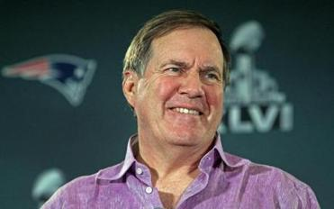 Belichick will have had a role in eight Super Bowls after Sunday.