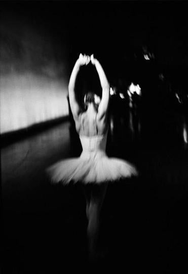 """Ballerina/Boston Ballet"" by John Goodman."