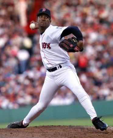 Pedro Martinez struck out 17 batters.