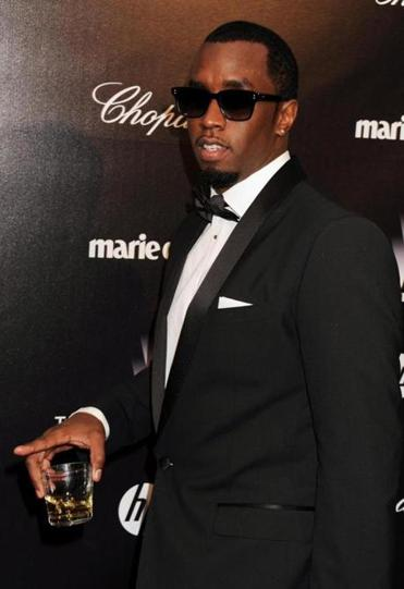 TV channels spearheaded by Sean ''P. Diddy'' Combs (above) and NBA great Magic Johnson are among the networks being added by Comcast.
