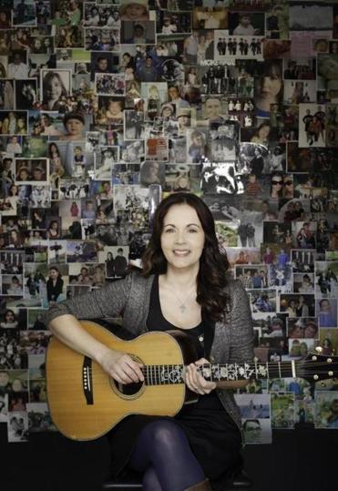 songwriter and performer Lori McKenna