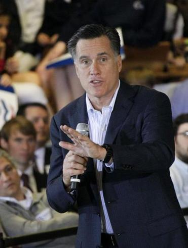 Mitt Romney has rarely mentioned his Mormon faith while campaigning.